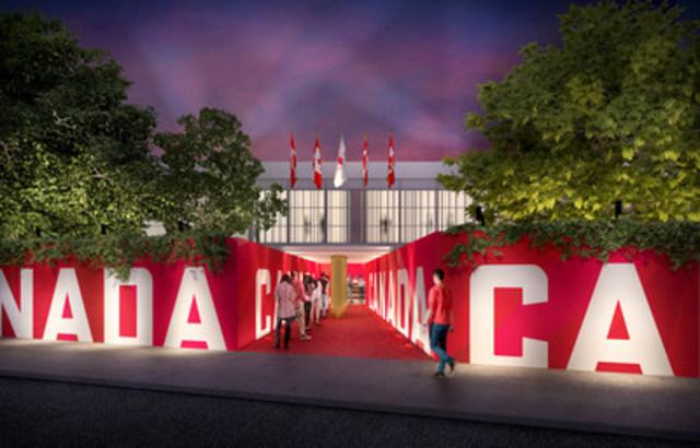 Le coc d voile les d tails de la maison olympique du canada pour rio 2016 - Canada maison close ...
