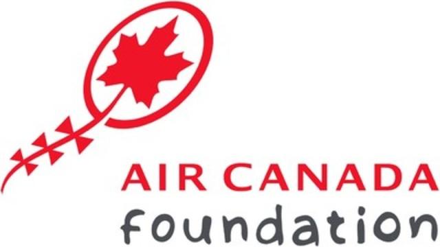 Logo: Air Canada Foundation (CNW Group/Air Canada Foundation)
