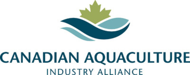 Canadian Aquaculture Industry Alliance logo (CNW Group/Canadian Aquaculture Industry Alliance)