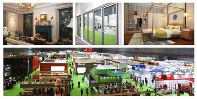 معرض الصين الدولي للديكورات المنزلية سيعود إلى شنغهاي في الفترة بين 21-23، 2018 بحجم أكبر