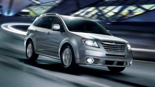 Subaru Tribeca 2013 (Groupe CNW/Subaru Canada Inc.)