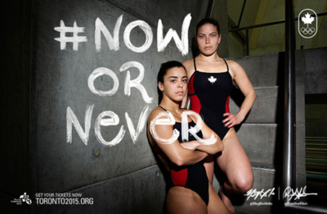 #NowOrNever (CNW Group/Canadian Olympic Committee)