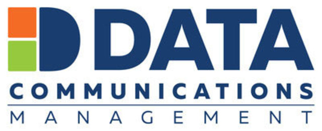 DCM logo (CNW Group/DATA Communications Management Corp.)
