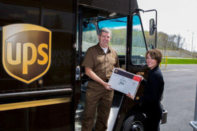 Ups Delivery CNW | First Delivery i...