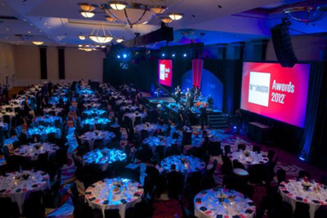 Awards Dinner (CNW Group/Morningstar Research Inc.)