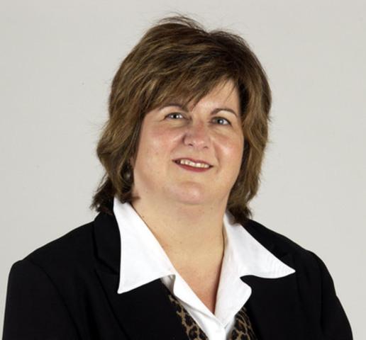Jane Allison ARP, FSCRP - Hamilton, ON (Groupe CNW/Canadian Public Relations Society)