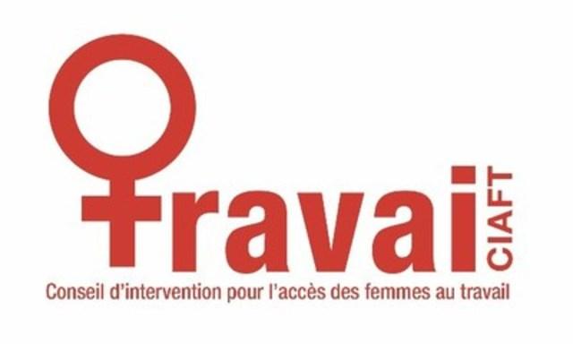 Logo : Conseil d'intervention pour l'accès des femmes au travail (Groupe CNW/CONSEIL D'INTERVENTION POUR L'ACCES DES FEMMES AU TRAVAIL (CIAFT))