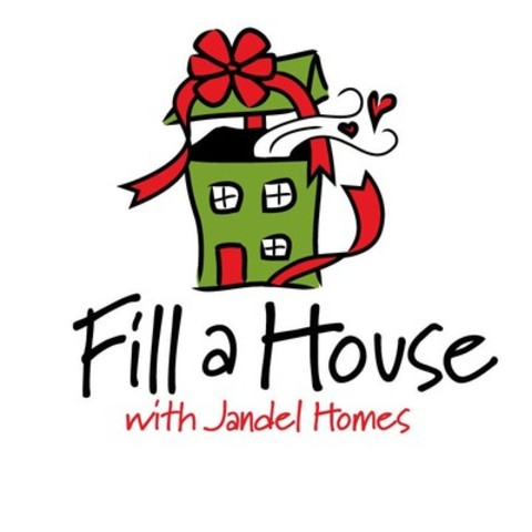 Fill a House campaign logo (CNW Group/Jandel Homes)