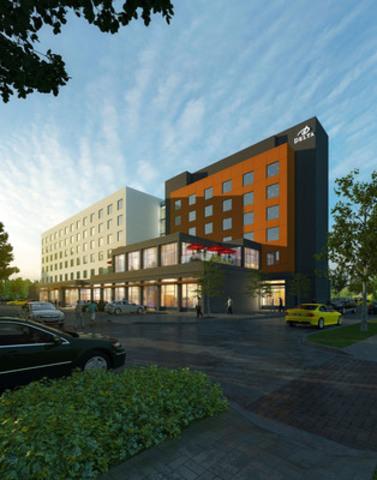 Delta Hôtels et Villégiatures annonce l'ouverture d'un nouvel établissement à Prince George, capitale dynamique du nord de la Colombie-Britannique (Groupe CNW/Delta Hôtels et Villégiatures)