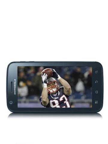 Bell annonce programmation de sports sur la Télé mobile de Bell, incluant le Super Bowl XLVI (Groupe CNW/BELL CANADA)