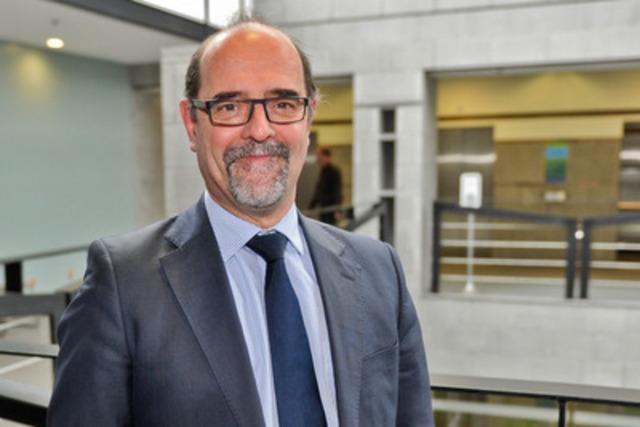 Photo du nouveau directeur général de la Ville de Laval, M. Serge Lamontagne (Groupe CNW/Ville de Laval)