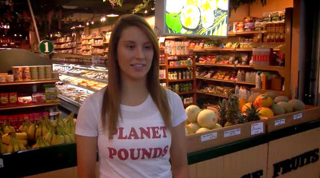 Video: Alyssa Reid, Planet Pounds