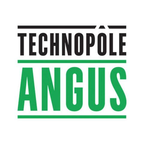 Technopôle Angus (CNW Group/Société de développement Angus)