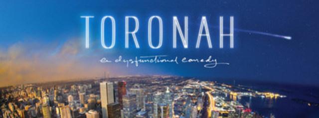 Media Advisory - Passion Play Media invites Toronto media to first advanced screening of mockumentary Toronah (CNW Group/Passionplay Media)