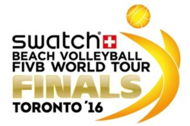 Swatch Beach Volleyball Major Series (CNW Group/Swatch Beach Volleyball Major Series)