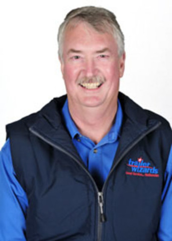 Trailer Wizards promotes Edmonton Branch Manager, Gary Myroniuk, to Vice President, Prairie Region (CNW Group/Trailer Wizards Ltd.)