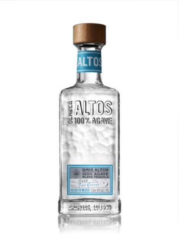 Olmeca Altos Plata: an award-winning tequila made from 100% hand-cut Mexican blue agave (CNW Group/Corby Spirit  ...