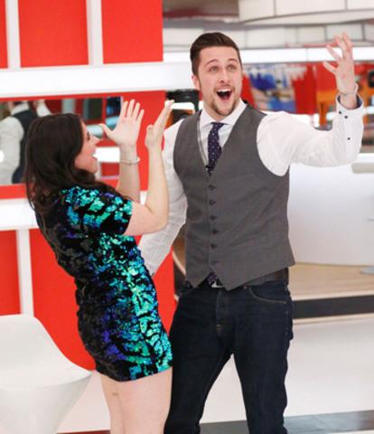 Jon wins Big Brother Canada (CNW Group/Shaw Media) (CNW Group/SLICE)