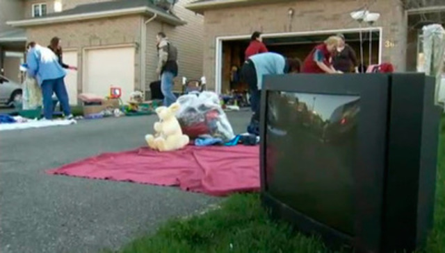 Video: @HealthCanada Advises Caution When Selling or Buying Products at #garagesale