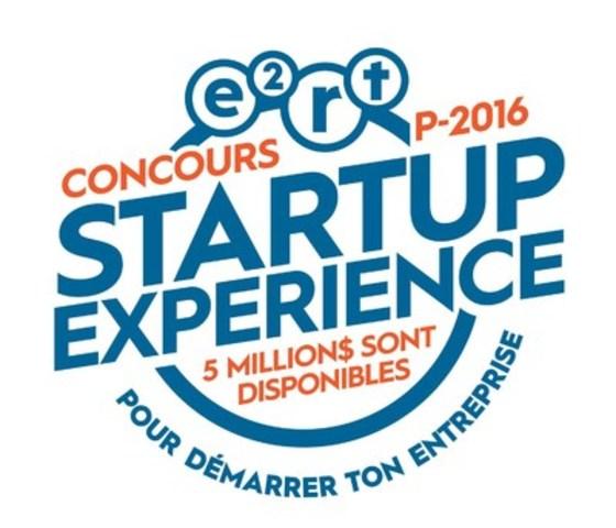 Logo : Espace entrepreneuriat région Thetford (E2RT) - Lancement du Concours « Startup Expérience » (Groupe CNW/Espace entrepreneuriat région Thetford)