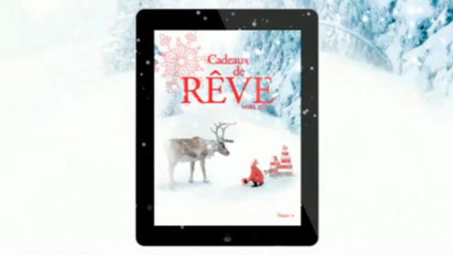 Video: Comment utiliser la nouvelle application du catalogue cadeaux de Rêve de Sears Canada sur iPad.
