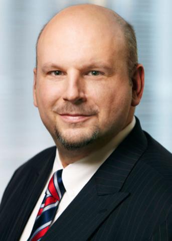 François Desjardins, Chief Operating Officer, Laurentian Bank (CNW Group/Laurentian Bank of Canada)