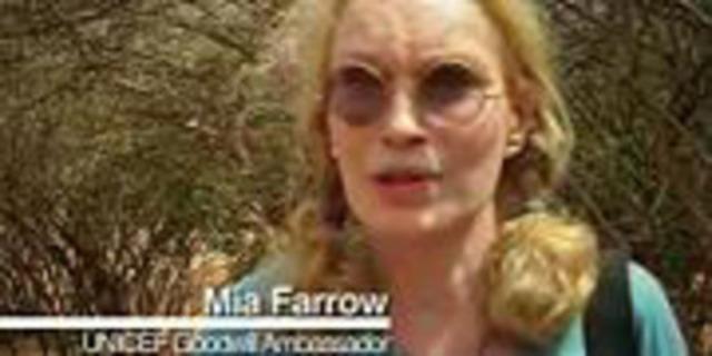 Video:  Mia Farrow in Dadaab, Kenya: 'Something huge is happening here and it's terrible'