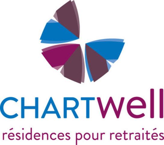 Logo : Chartwell, résidences pour retraités (IR) (Groupe CNW/Square Candiac)
