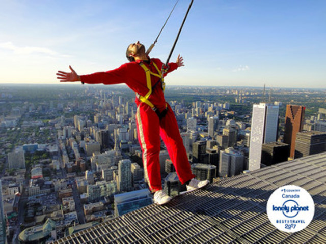 LONELY PLANET NAMES CANADA #1 (CNW Group/Destination Canada)