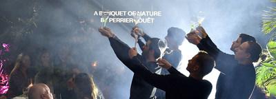 """ميامي تشهد حدث """"A Banquet of Nature by Perrier-Jouët"""":إعادة الوصل مع الطبيعة ومع بعضنا البعض."""