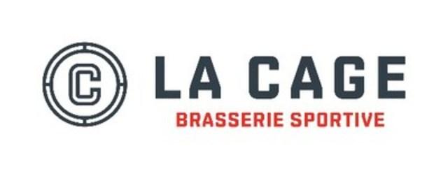 Logo: La Cage - Brasserie sportive (Groupe CNW/La Cage - Brasserie sportive)