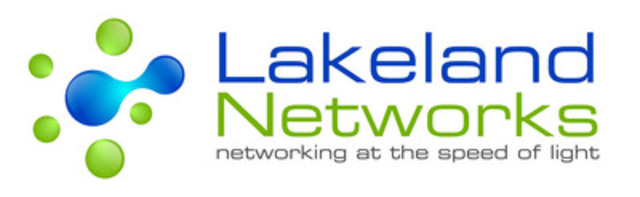 Lakeland Networks logo (CNW Group/Lakeland Networks)