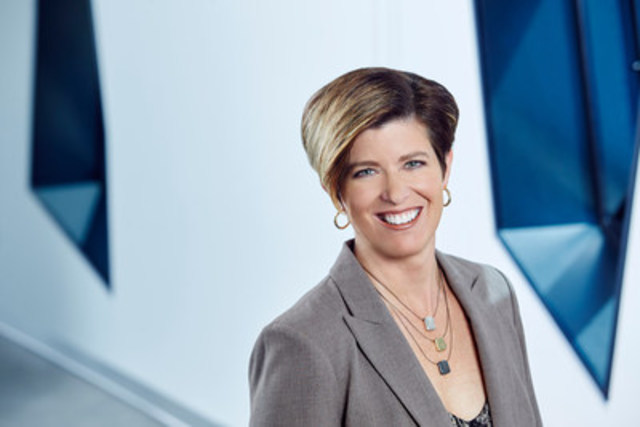 Tracey Taylor-O'Reilly, Assistant Vice-President for Continuing Studies, York University (CNW Group/York University)