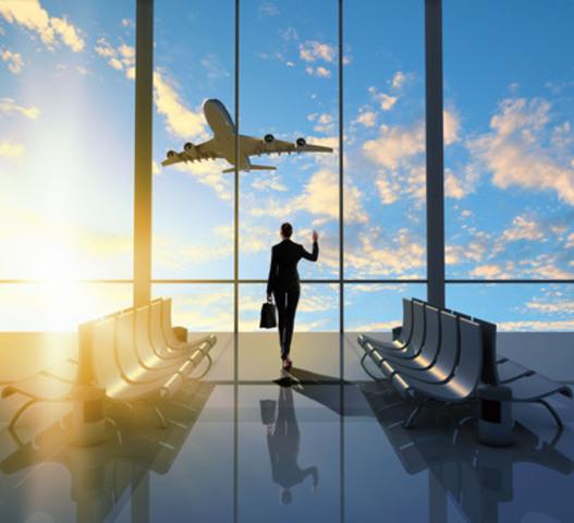 Trois voyageurs d'affaires canadiens sur quatre disent aimer les voyages d'affaires (Groupe CNW/Choice Hotels Canada Inc.)