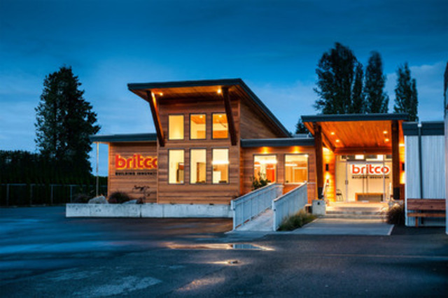 WesternOne's Britco has been recognized with a pair of Modular Building Institute Awards. (CNW Group/WesternOne Inc.)