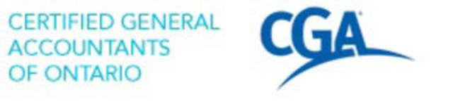 Certified General Accountants of Ontario logo (CNW Group/Certified General Accountants of Ontario)