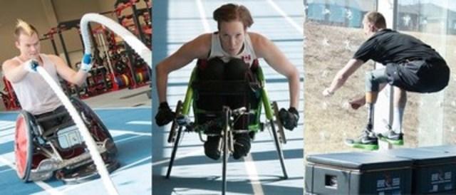 Le Comité paralympique canadien, en collaboration avec le Réseau des instituts du sport olympique et paralympique du Canada et les organisations nationales sportives du Canada, est heureux d''annoncer le lancement de Paralympiens recherchés, un excitant nouveau programme conçu pour identifier la prochaine génération d''athlètes paralympiques. (Groupe CNW/Comité paralympique canadien (CPC))