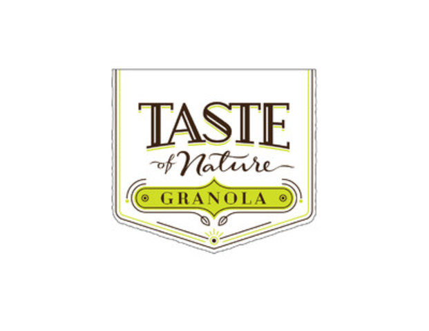 Taste of Nature Granola Logo (CNW Group/Taste of Nature Foods Inc.)