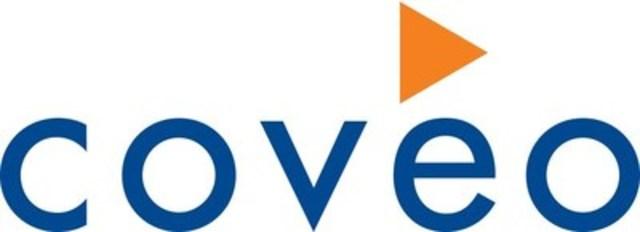 Logo : Coveo Inc. (Groupe CNW/Coveo Inc)