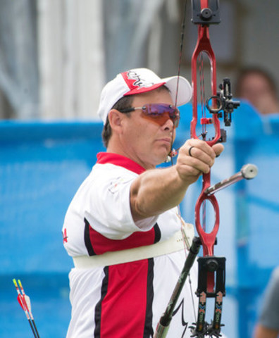 Archery Canada and the Canadian Paralympic Committee have announced the nomination of two archery athletes with multiple Games experience for selection to Team Canada for this September's Paralympic Games in Rio. Karen Van Nest of Wiarton, Ont., will compete in Rio at her fifth Paralympic Games while for Kevin Evans of Jaffray, B.C., Rio will be his third Paralympic Games. Evans is a two-time world champion (2007 and 2009) and won gold at the Guadalajara 2011 Parapan American Games. (CNW Group/Canadian Paralympic Committee (CPC))