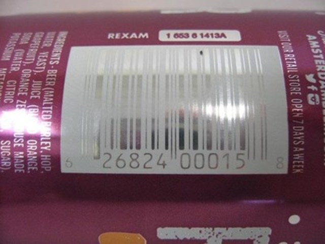 Food Recall Warning - Amsterdam Brewery brand Sweetwater Squeeze Blood Orange Radler recalled due to swelling and bursting cans (CNW Group/Canadian Food Inspection Agency (CFIA))