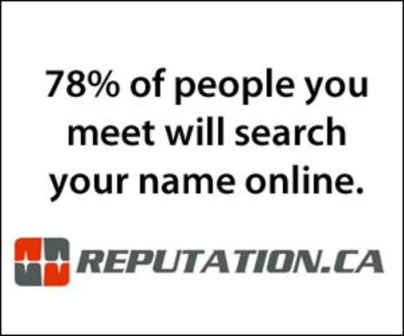 Reputation.ca Reputation Management Image (CNW Group/Money.ca)