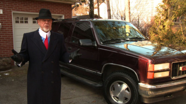 Video: Don Cherry donates vehicle to support the mission of The Kidney Foundation of Canada