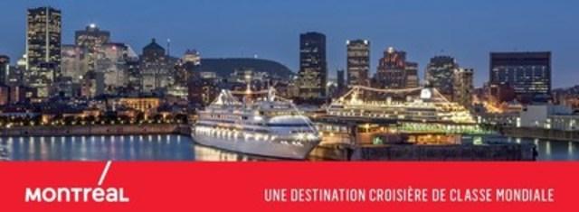 Le navire Marco Polo au Vieux-Port de Montréal le 13 août prochain (Groupe CNW/Tourisme Montréal)