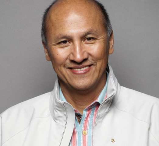 OCAD University's Dr. Gerald McMaster named Canada Research Chair in Indigenous Visual Culture & Curatorial Practice. Photo by Sebastian Kriete. (CNW Group/OCAD University)