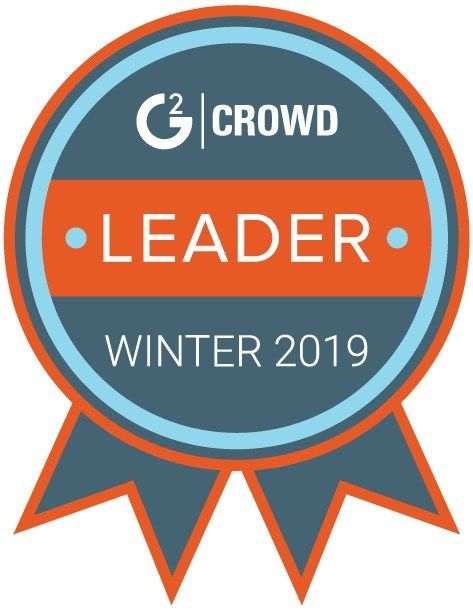 G2 Crowd Leader Winter 2019