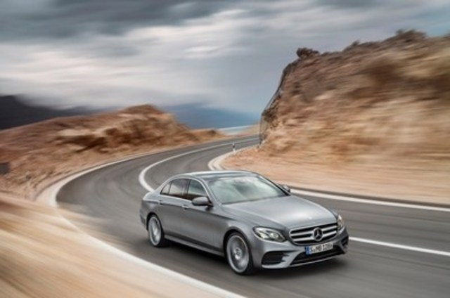 Mercedes-Benz Canada Breaks July Sales Record (CNW Group/Mercedes-Benz Canada Inc.)