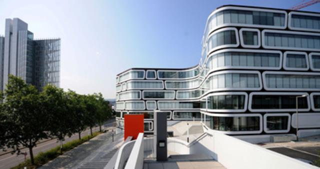 Z-UP, Stuttgart (CNW Group/Dundee International REIT)