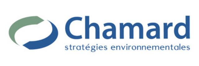 Logo : Chamard stratégies environnementales (Groupe CNW/Chamard stratégies environnementales)