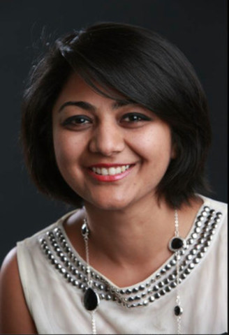 Kiran Nazish (CNW Group/Canadian Journalism Forum on Violence and Trauma)